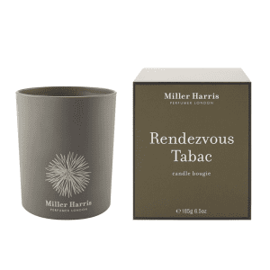 Miller Harris Luxury Candle Rendezvous Tabac