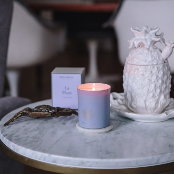 Miller Harris Candles La Pluie a warm and sensual scent