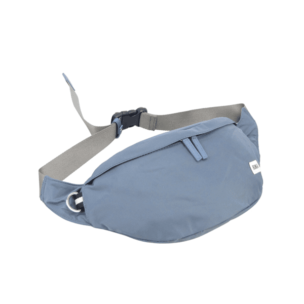 Roka Bond Bum Bag in Airforce blue