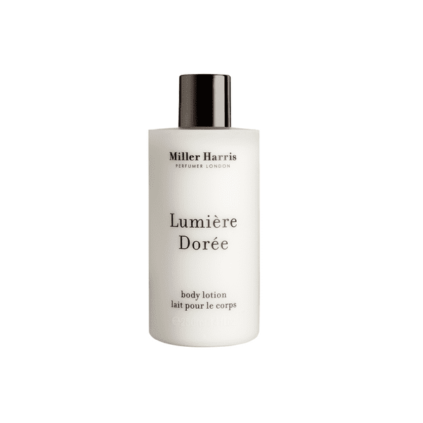 Miller Harris Lumiere Doree Luxury Body lotion