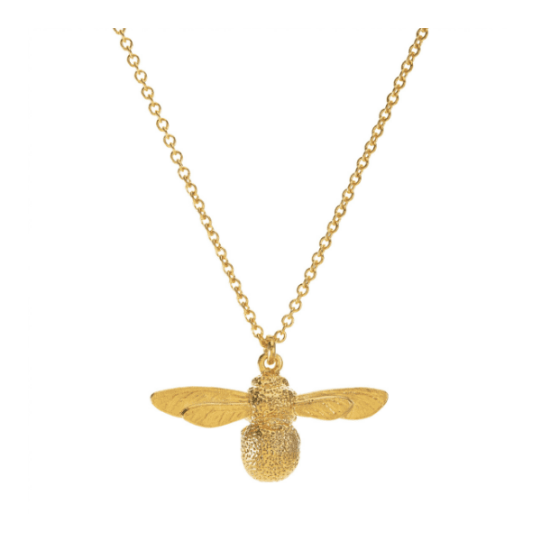 Alex Monroe Luxury jewellery Baby bee necklace