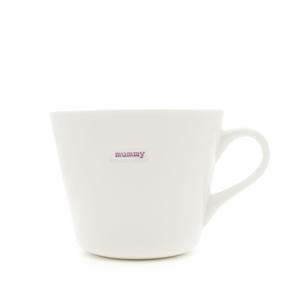 Keith Brymer Jones Bucket Mug mummy