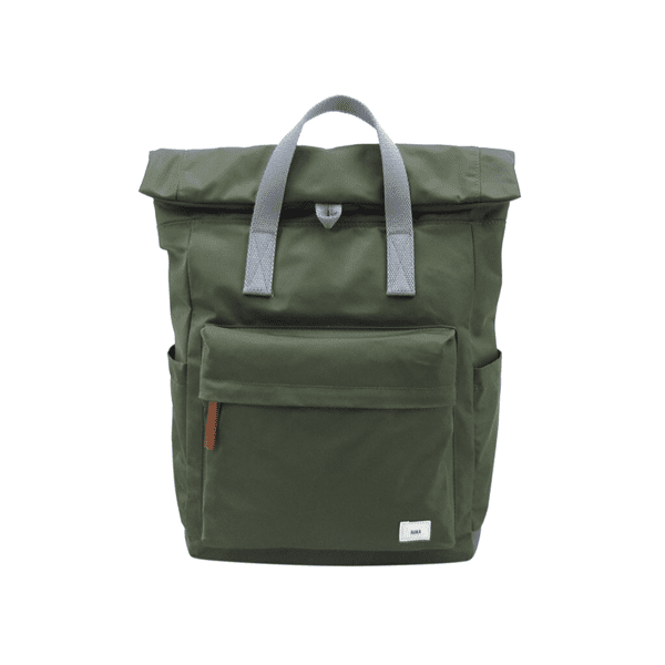 Roka Canfield rucksack in military green