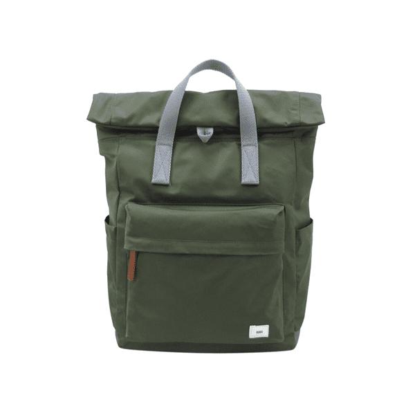 Roka Canfield rucksack in military green