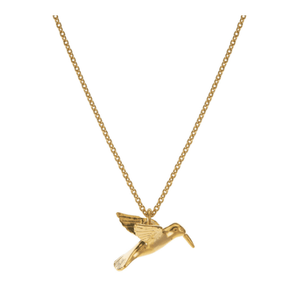 Alex Monroe Hummingbird Necklace