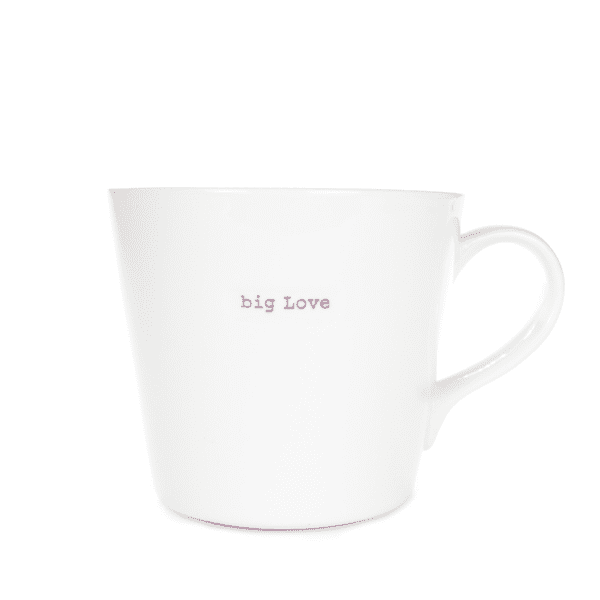 Keith Brymer Jones Large Bucket Mug big love