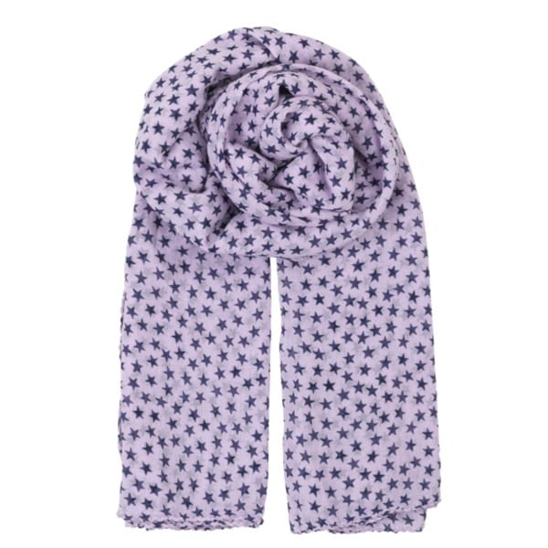 Beck Sondergaard summer star scarf in lavender