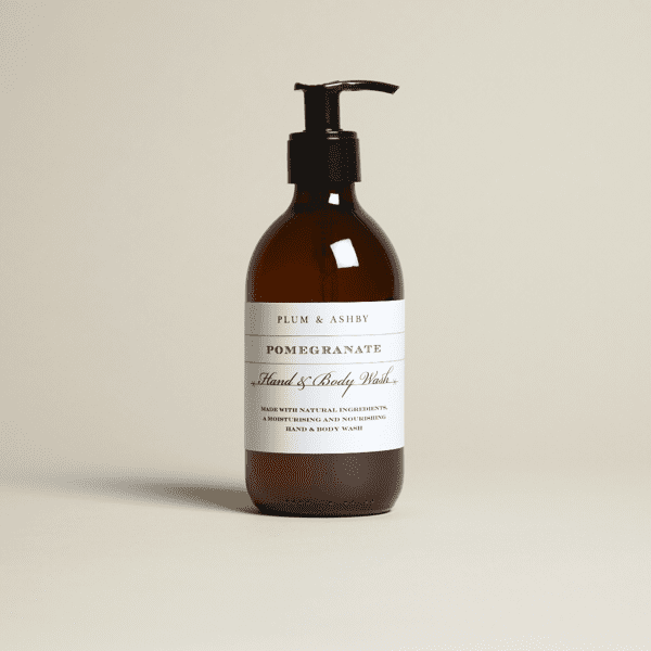 Plum & Ashby Green Fig Hand wash