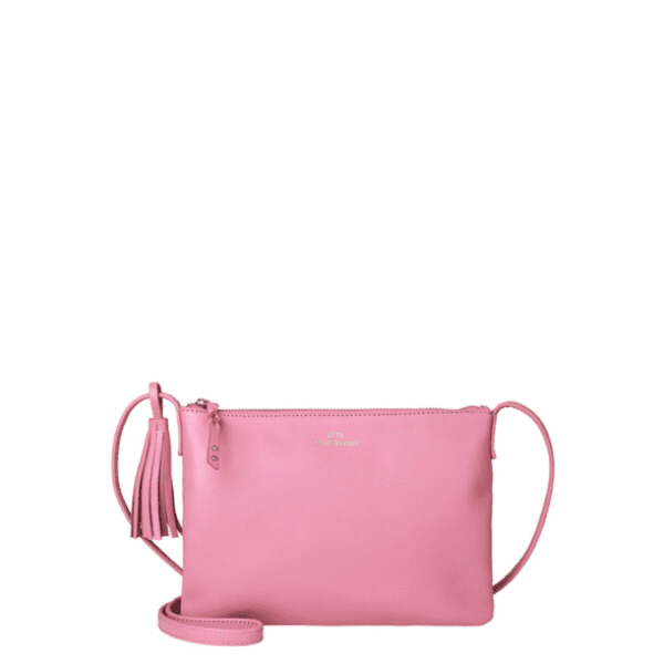 Pastel pink Beck Sondergaard shoulder bag