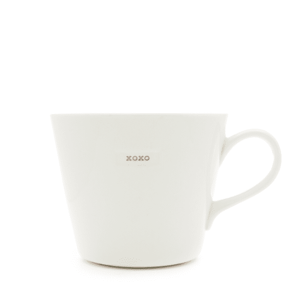 Keith Brymer Jones Bucket Mug xoxo