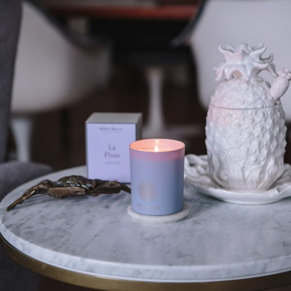 Miller Harris Luxury Scented Candle La Pluie