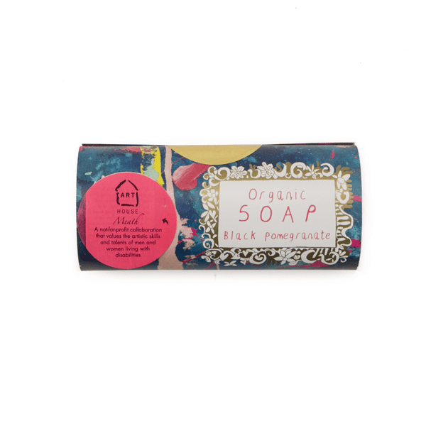 Arthouse unlimited pomegranate organic soap