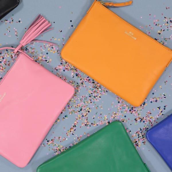 Beck Sondergaard leather purses