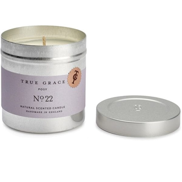 True Grace walled garden scented candle posy