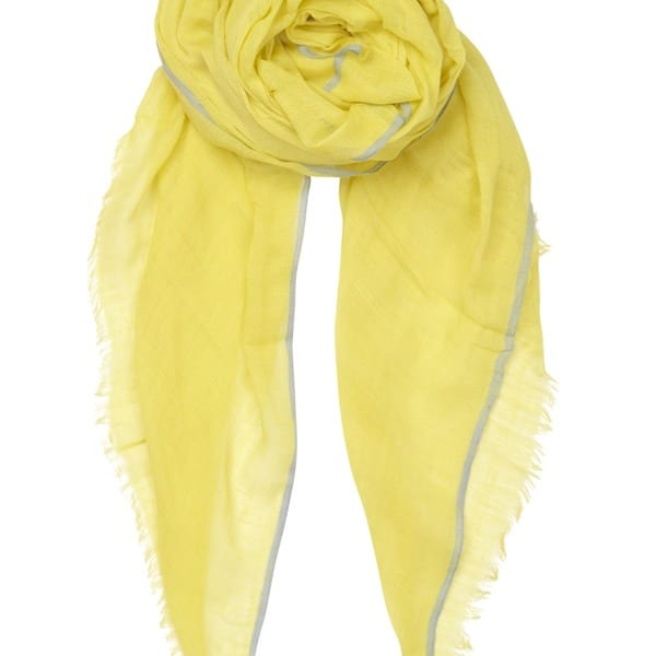 Beck Sondergaard Nola Scarf in yellow