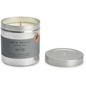 True grace walled garden natural sage luxury scented candle