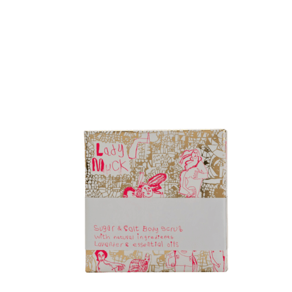Arthouse Unlimted lady Muck Body scrub