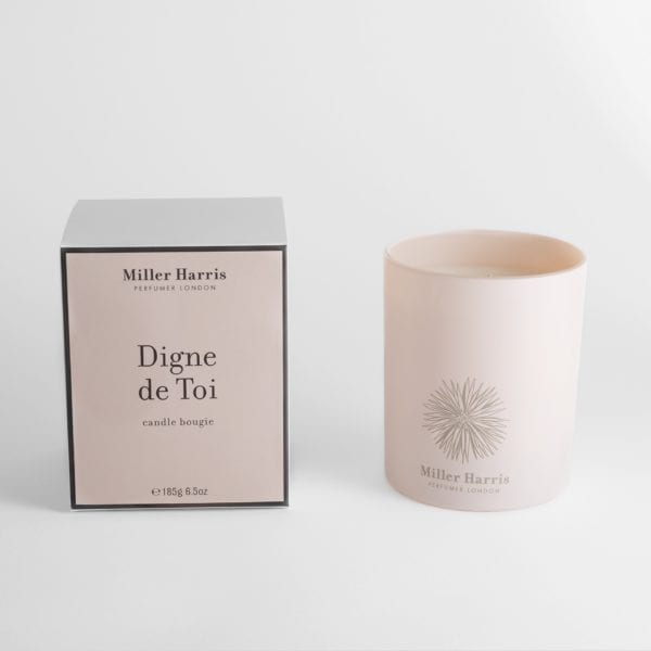 Miller Harris Luxury Candle Digne De Toi