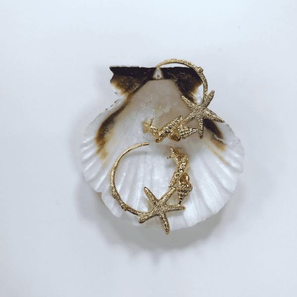 Alex Monroe luxury jewellery Oceans collection
