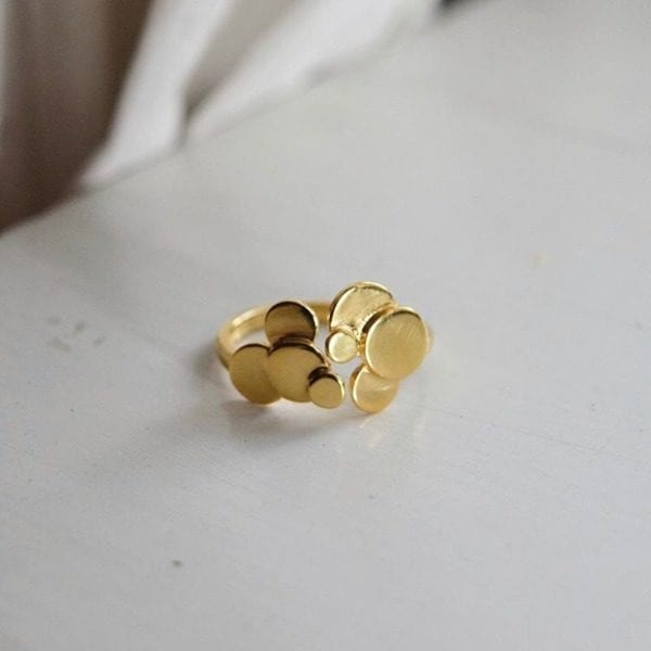 Danish luxury jewellery by Pernille Corydon Sheen ring