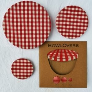 Gingham Bowl Overs