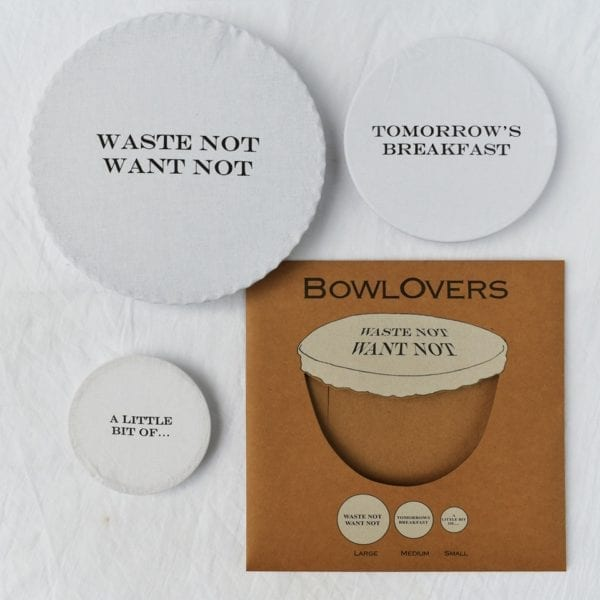 Waste Not Want Not Bowl Overs
