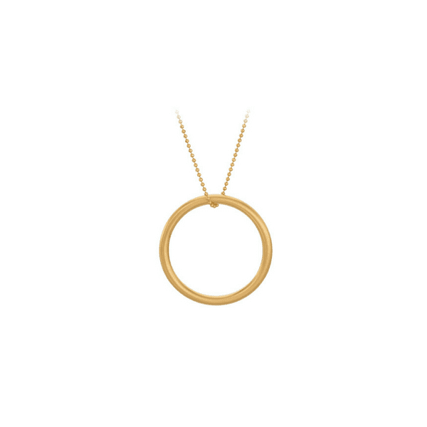 Luxury jewellery by Pernille Corydon Alpha necklace