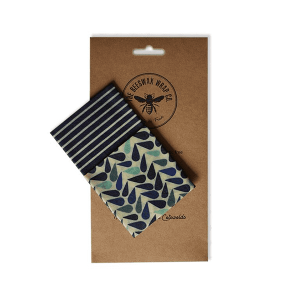 Beeswax food wrap small pack