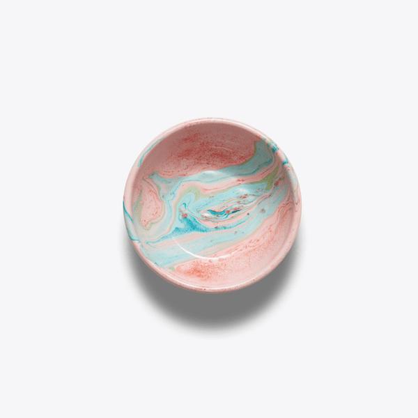 Bornn enamel bowl blush pink