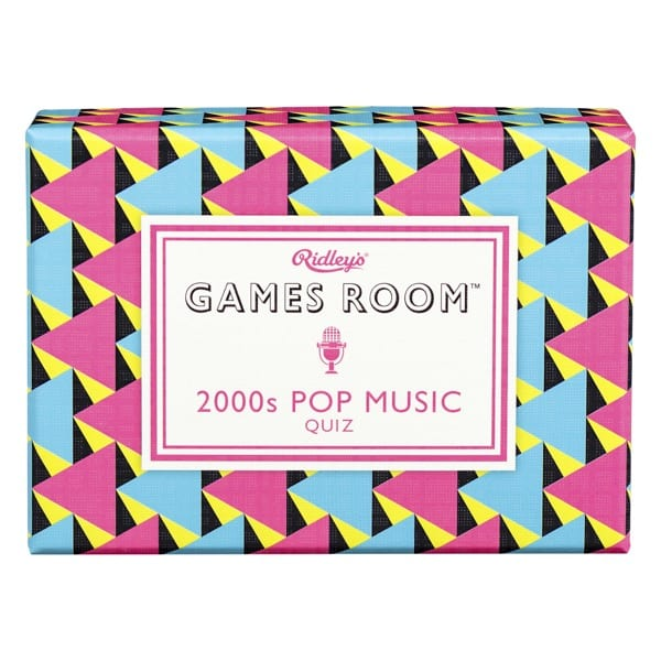 2000s Pop Music Quiz Game