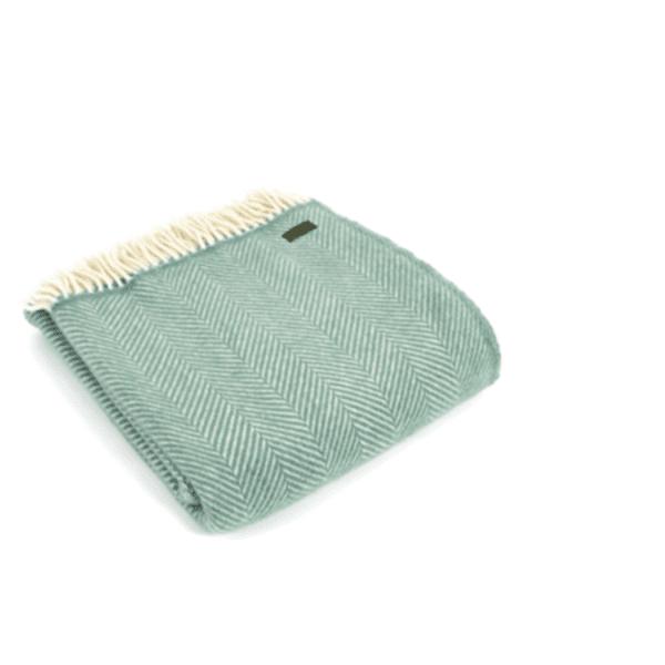 Tweedmill 100% wool blanket throw