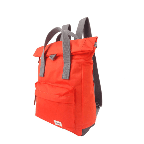 Roka Canfield Small Rucksack Bright orange