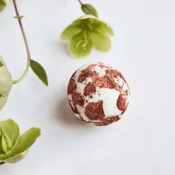 Meraki Rose Scented Soap Bath Bomb