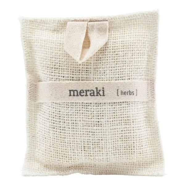 Meraki Soap Filled Exfoliating Bath Mitt