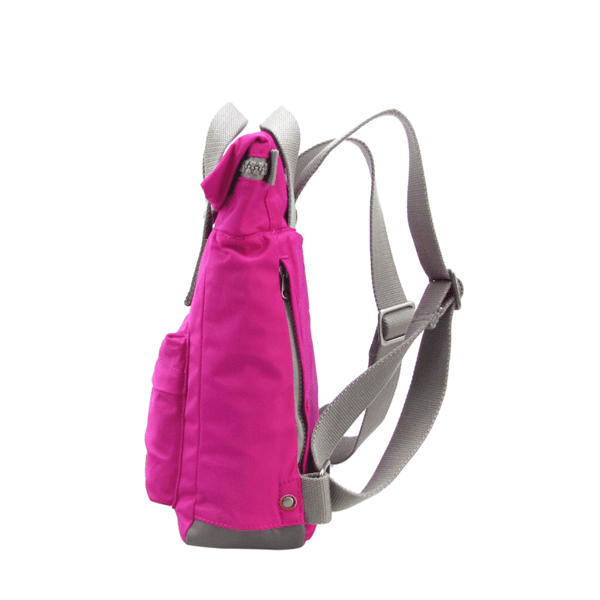Roka Small Canfield Rucksack In candy pink