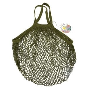 Cotton Net Shopping Bag perfect for festival essentials