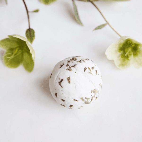 Meraki Lavender Soap Bath Bomb