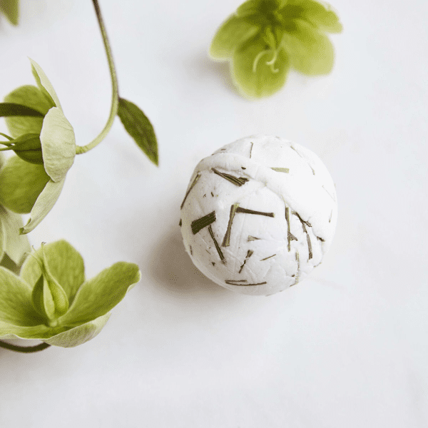 Meraki Lemongrass Soap Bath Bomb