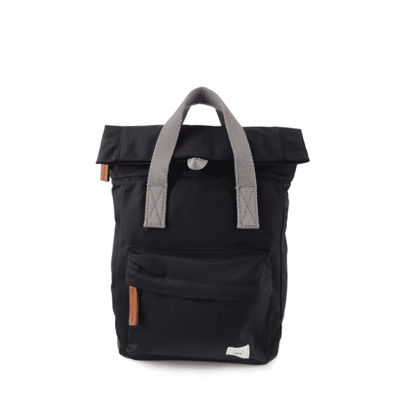 Roka Small Canfield Rucksack In Black