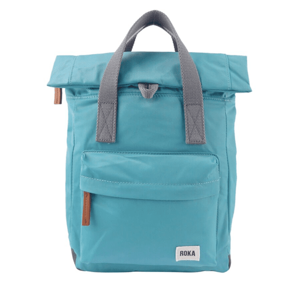 Roka Canfield B Small Rucksack In Aqau