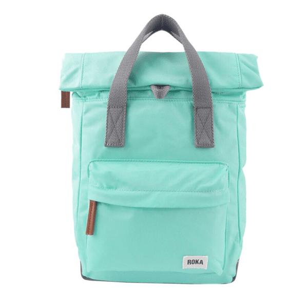 Roka Canfield B Small Backpack Mint