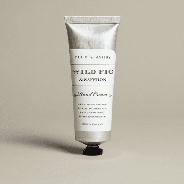 Plum & Ashby Wild Fig & Saffron Hand Cream