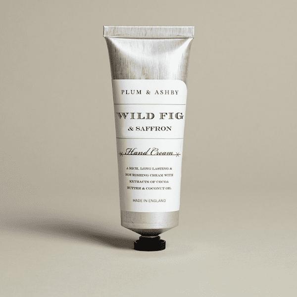 Plum & Ashby Wild Fig & Saffron Hand Cream