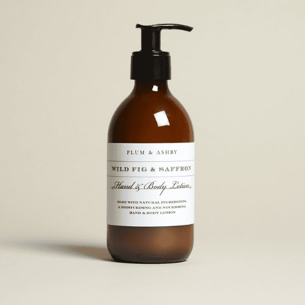 Plum & Ashby Wild Fig & Saffron Hand & Body Lotion
