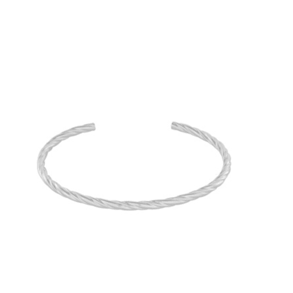 Pernille Corydon Bangkok twist bangle