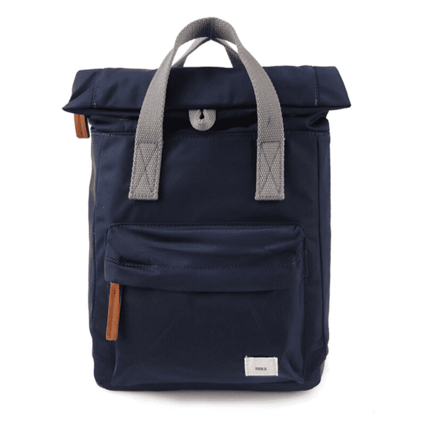 Roka Canfield B Small Backpack Midnight