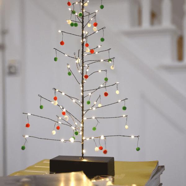 Free standing LED Christmas Tree Light