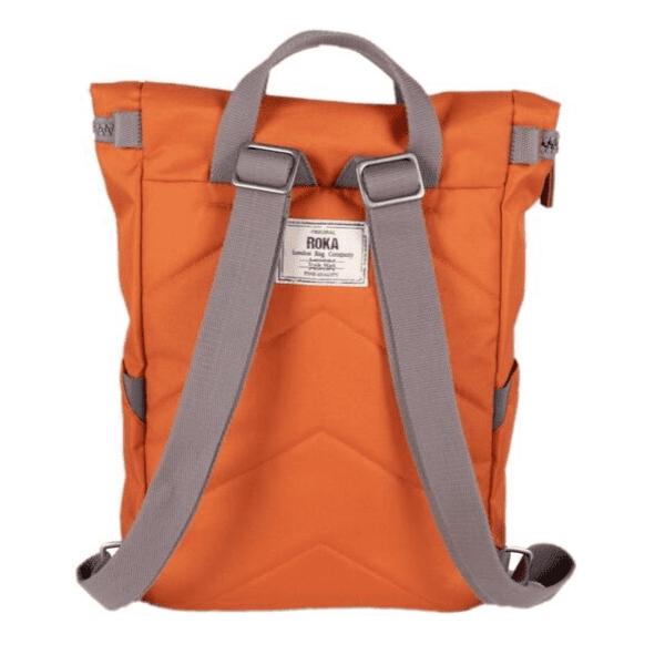 Roka Finchley A Small Sustainable Atomic Orange