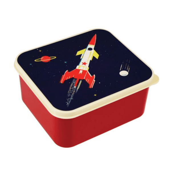 Space Age Lunch Box
