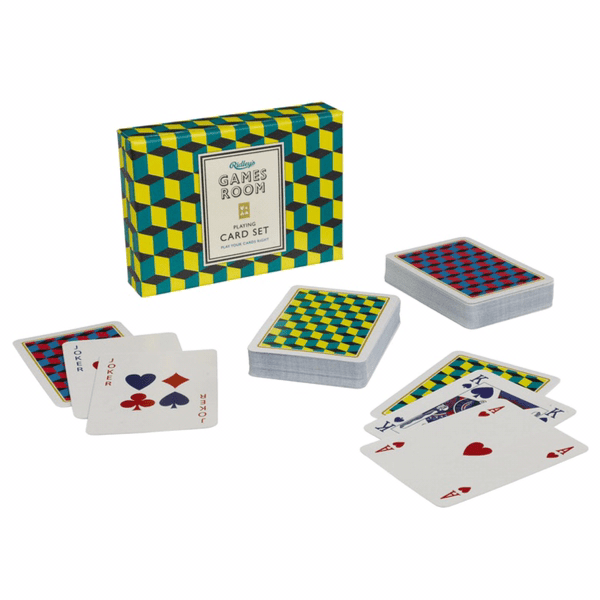 Two packs of playing cards